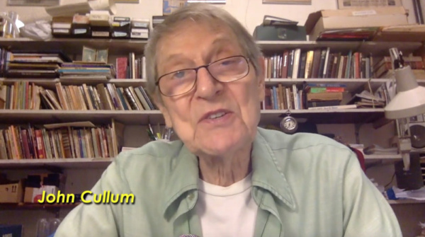 John Cullum shares his experience of working with Barbara Harris in the broadway prod Photo