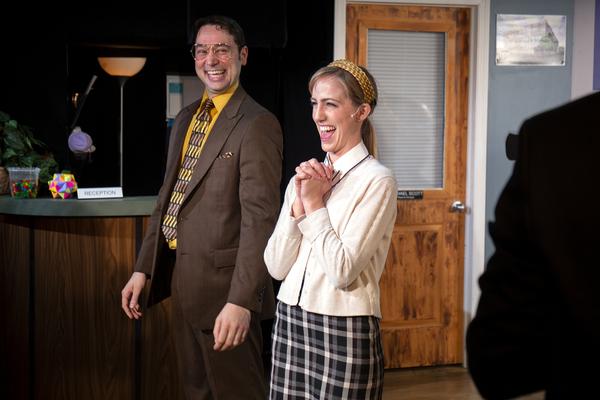 Michael Santora and Katie Johantgen