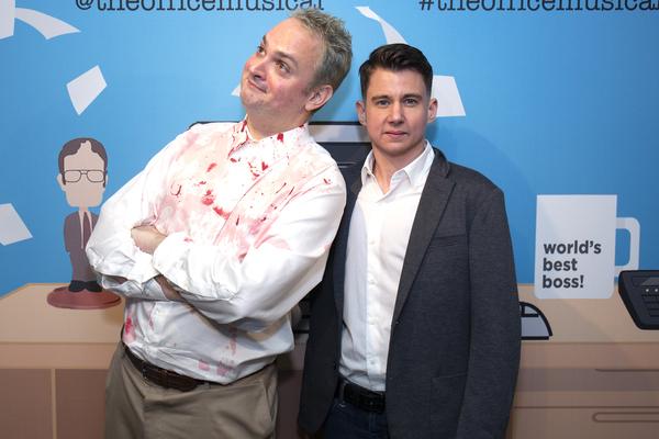 Bob and Tobly McSmith Photo
