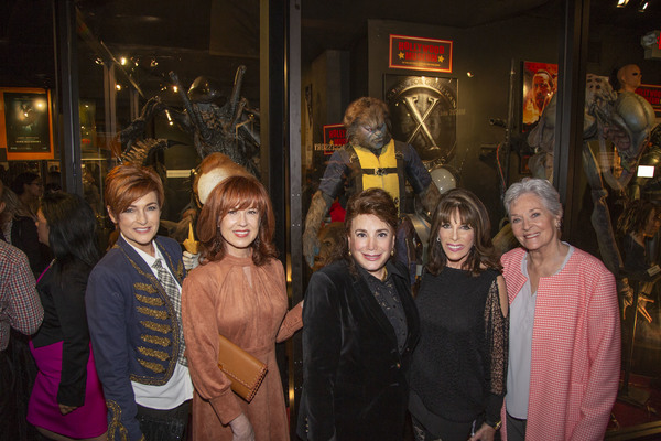 Carolyn Hennesy, Lee Purcell, Donelle Dadigan, Kate Linder and Lee Meriwether