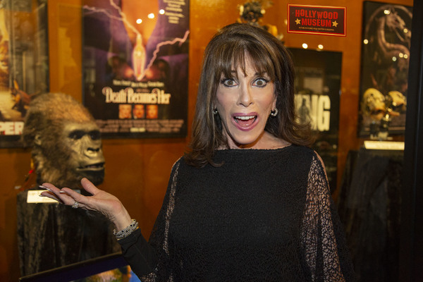 Photo Flash: Hollywood Museum Celebrates 30 Years of Make-Up, Monsters, and Magic
