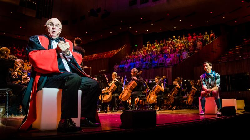 BWW REVIEW: Leonard Bernstein's CANDIDE Is Presented In A Brilliant Staged Concert By Sydney Philharmonia Choirs at Sydney Opera House.