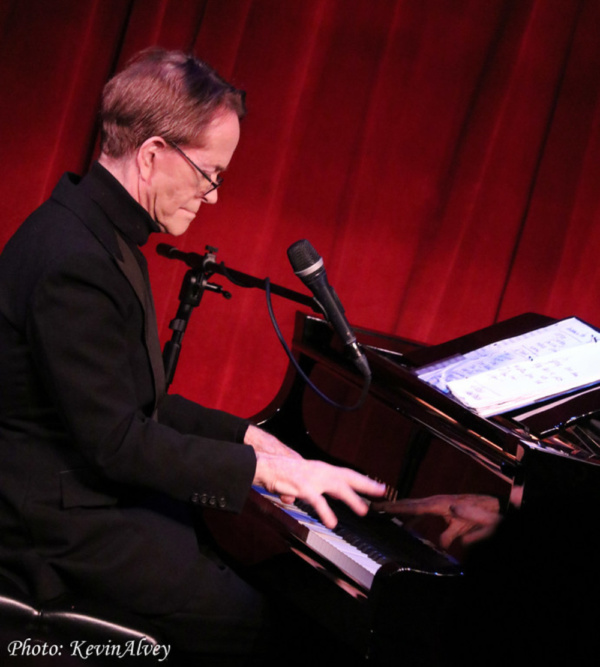 Photo Flash: Broadway at Birdland Presents Steve Ross In 'An American in Paris'
