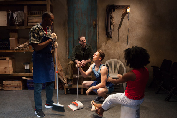 Photo Flash: FIrst Look at the NJ Premiere of PIRIRA