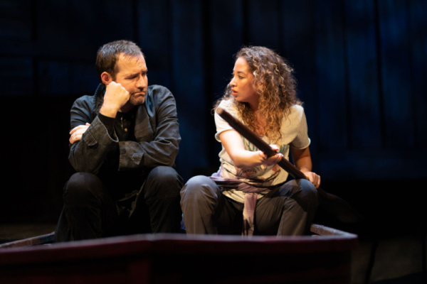 Photo Flash: First Look At THE BOATMAN At Flint Repertory Theatre