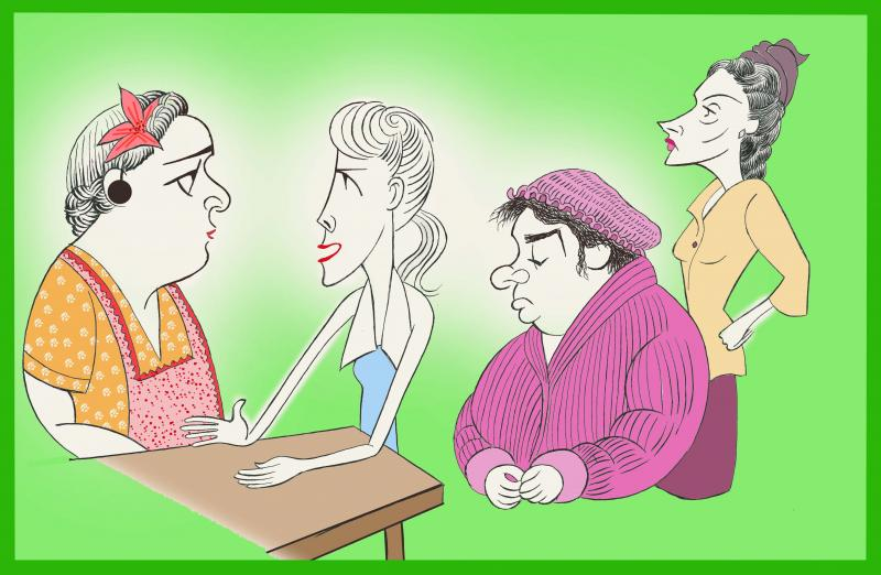 BWW Exclusive: Ken Fallin Draws the Stage - A LOVELY SUNDAY FOR CREVE COEUR