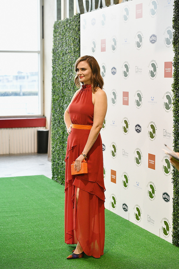 Photo Flash: See Cyndi Lauper, Michael C. Hall and More at the Farm Sanctuary On the Hudson Gala