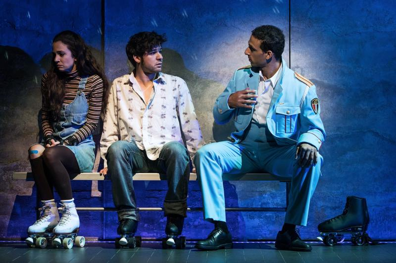 BWW Exclusive: Ari'el Stachel- Searching for an Identity, An Apostrophe and a Tony