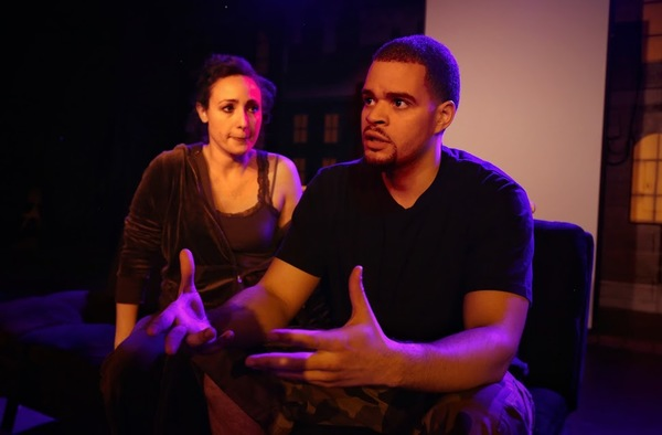 Photo Flash: Epic Theatre Opens THE MOTHERF***ER WITH THE HAT Tonight