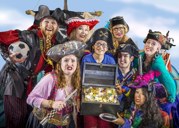 Photo Flash: Ahoy! SCERA's Theatre for Young Audiences Presents HOW I BECAME A PIRATE!