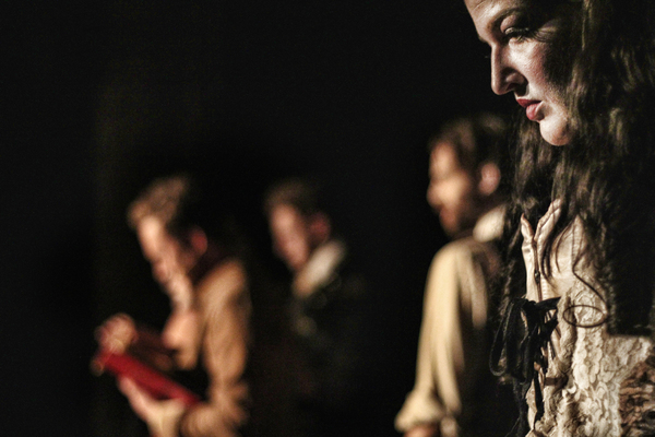 Photo Flash: First Look at Serenbe Playhouse's THE SLEEPY HOLLOW EXPERIENCE
