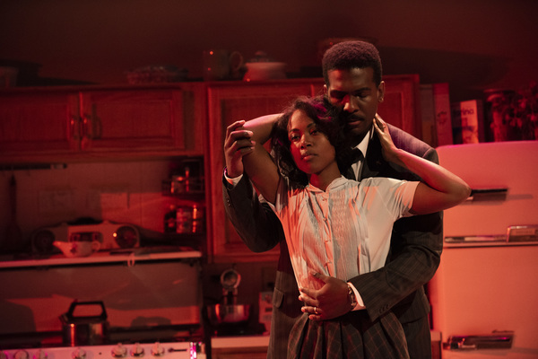 Photo Flash: First Look at FIREFLIES at Atlantic Theater Company