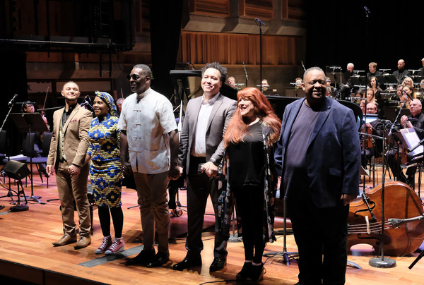 Photo Flash: BBC Concert Orchestra Present Julian Joseph's TRISTAN AND ISOLDE