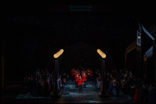 Photo Flash: Lyric Opera of Chicago Presents LA BOHEME