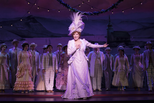 Betty Buckley and the Hello, Dolly! National Tour Company