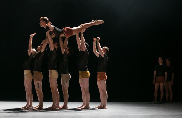 The Circa Ensemble in Humans. Photo by Max Gordon.