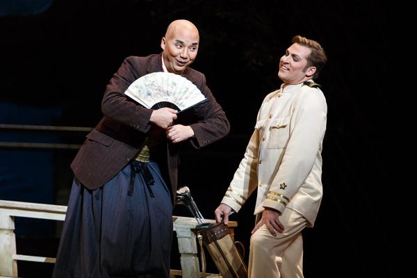 Julius Ahn and Cody Austin Photo