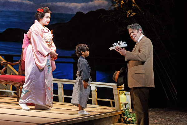 Photo Flash: First Look at Pittsburgh Opera's MADAMA BUTTERFLY