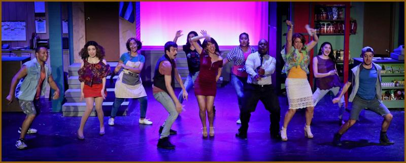 BWW Review: IN THE HEIGHTS at Theatre In The Park