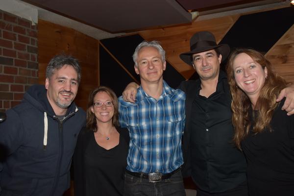 Jason Loffredo, Denise Stillwell (Violin), Maxim Boston (Violin), Jon Weber (Violin) and Kate Springarn (Cello)
