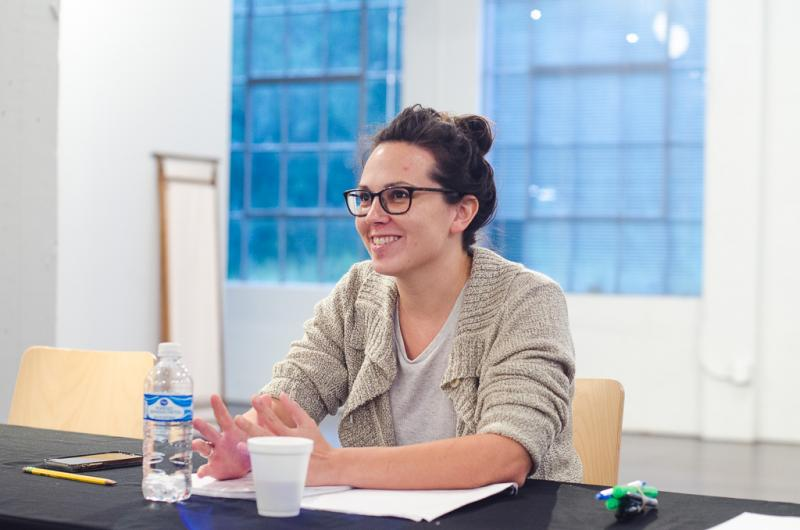 BWW Interview: Rachael Logue of ADVANCE MAN at Horse Head Theatre Co.