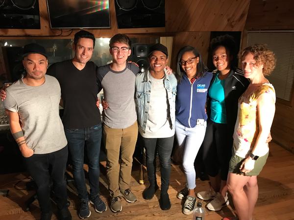 Andros Rodriguez (Engineer), Ben Cohn (Musical Director), Dan Mackie, Roman Banks, Diamond Essence White, Phoenix Best and Nicole Van Giesen