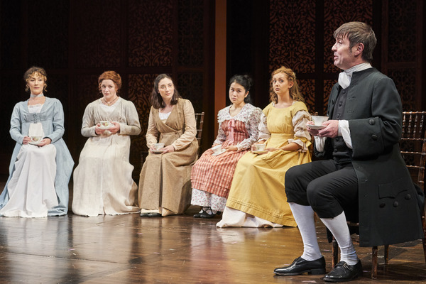 Photo Flash: First Look at Great Lakes Theater's PRIDE AND PREJUDICE