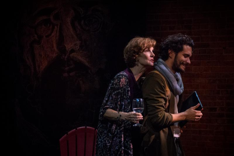 BWW Review: Posner's STUPID FUCKING BIRD Launches ACT 1's 30th Season