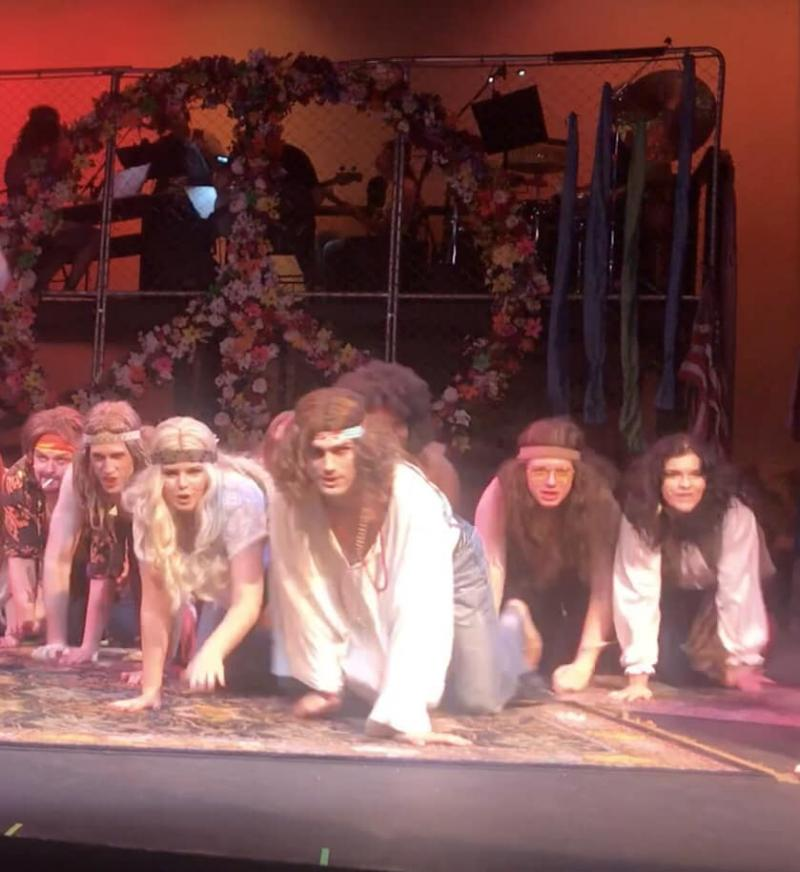 BWW Review: Circle Players' HAIR Captures a Moment in Time With Absolute Confidence