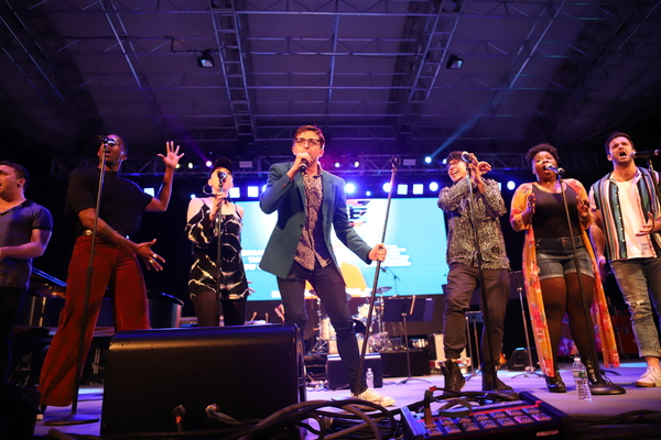 Photo Coverage: Go Inside Elsie Fest 2018 with Darren Criss, Sutton Foster, Joshua Henry and More!