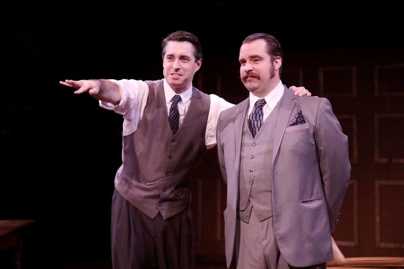 BWW Review: THE RETURN OF SHERLOCK HOLMES at Classical Theatre Company- Provides Many Happy Returns