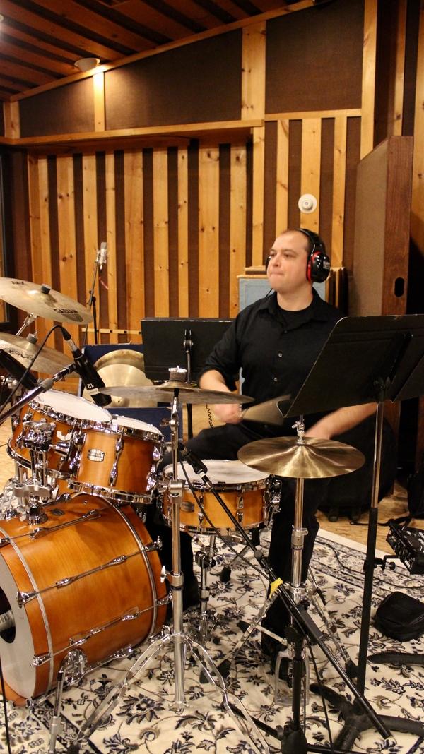 Josh Samuels (Drums)