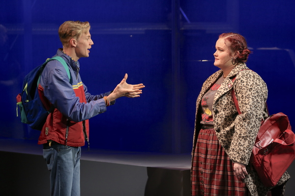 Photo Flash: First Look at ORDINARY DAYS Starring Whitney Bashor, Marc delaCruz, and More