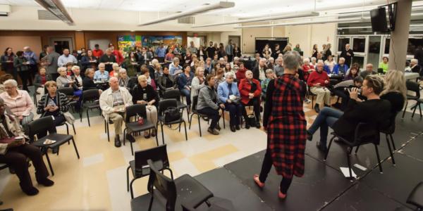 Geordie Brown & Belinda Hart's Could I Have This Dance? 2018 Workshop. Halifax, Nova  Photo