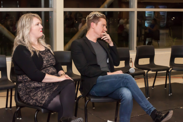 Photo Flash: First Look at the Premiere of COULD I HAVE THIS DANCE
