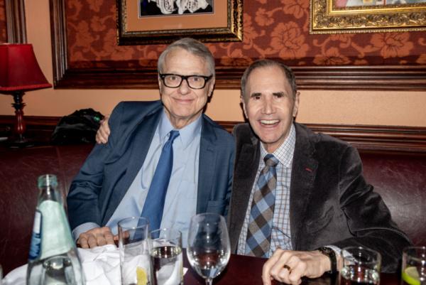Bill Evans and Freddie Gershon
