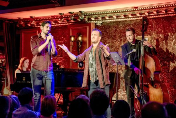 Jeremy Brown, Garrett Zuercher and on Bass Greg Chudzik Photo