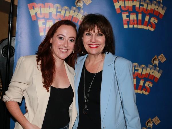 Liz Byrne and Beth Leavel