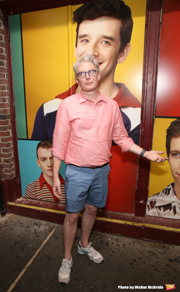 Photo Coverage: The Stars Come Out For Invited Dress Rehearsal Of Harvey Fierstein's TORCH SONG