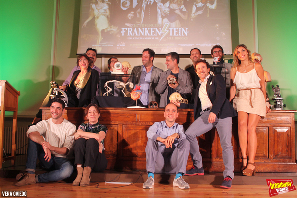 PHOTO FLASH: Conoce al reparto de EL JOVENCITO FRANKENSTEIN