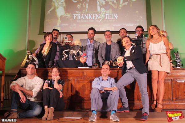 PHOTO FLASH: Conoce al reparto de EL JOVENCITO FRANKENSTEIN
