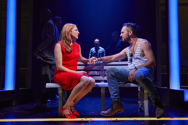 Photo Flash: First Look at the Cast of West End's COMPANY