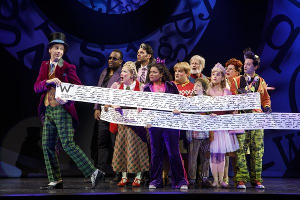 Noah Weisberg as Willy Wonka and Comapy