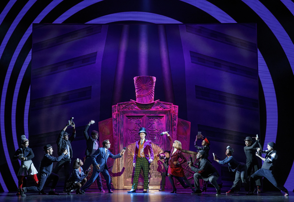 Photo Flash: Get A First Look At CHARLIE AND THE CHOCOLATE FACTORY on Tour