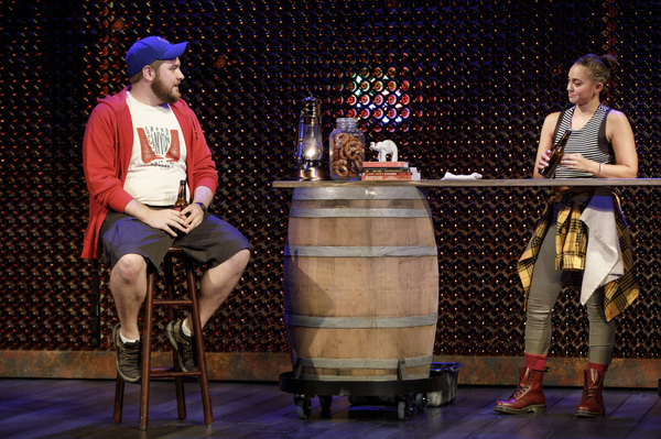 Photo Flash: First Look at MTC's INDIA PALE ALE