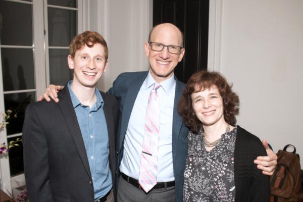 Douglas J. Cohen and family