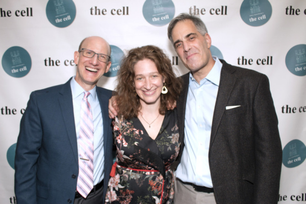Douglas J. Cohen, Kira Simring and Dan Elish