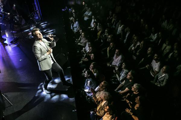 PHOTO FLASH: Gerónimo Rauch estrena su nuevo concierto en Buenos Aires