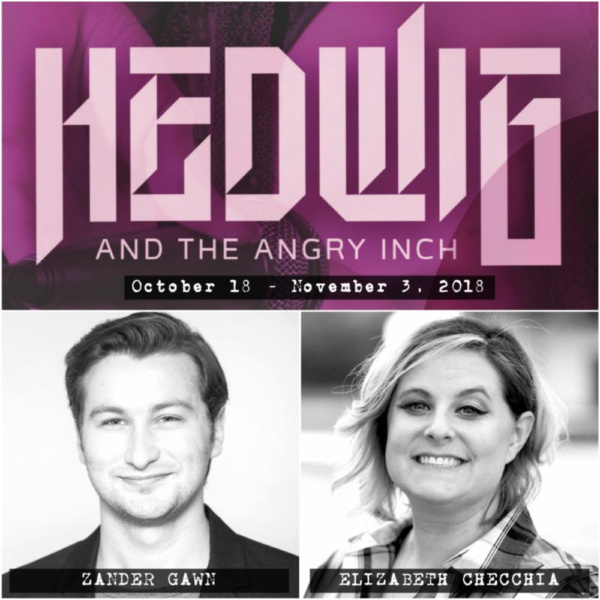 Photo Flash: In Rehearsal With EPAC's HEDWIG AND THE ANGRY INCH