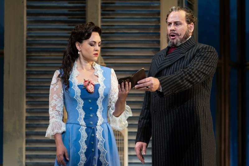 BWW Review: The Washington National Opera's LA TRAVIATA is an Exquisite Revival
